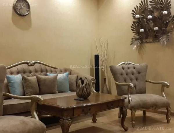 2 bedrooms apartment for sale (خیابان باقرامیان (کِنترون, مرکز شهر ایروان, 130123