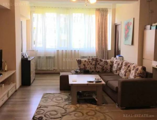 2 bedrooms apartment for sale خیابان آرشاکونیاک, مرکز شهر ایروان, 92796