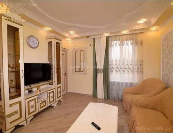 2 bedrooms apartment for rent خیابان موسکوویان, مرکز شهر ایروان, 129344