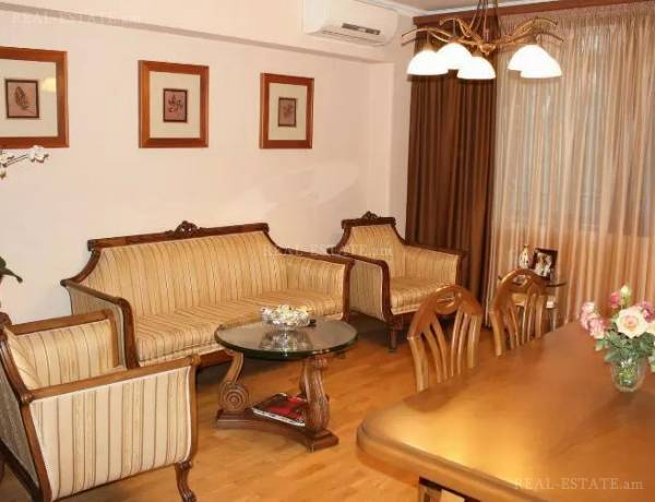 1 bedroom apartment for rent Nalbandyan St, Center Yerevan, 128991